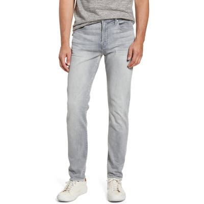 7 For All Mankind Adrien Slim Fit Jeans, Grey