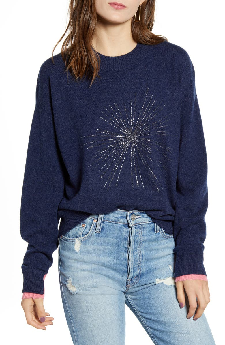 Zadig Voltaire Gaby Cashmere Sweater