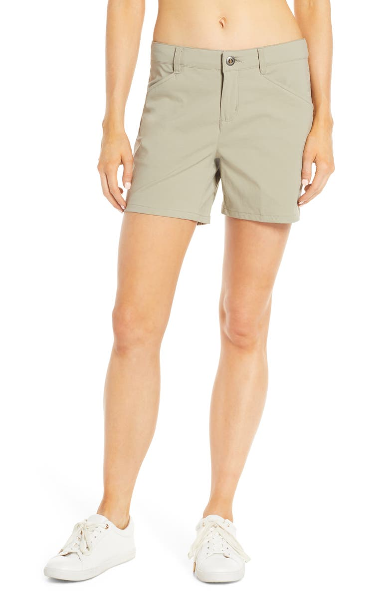 PATAGONIA Quandary Shorts, Main, color, SHALE