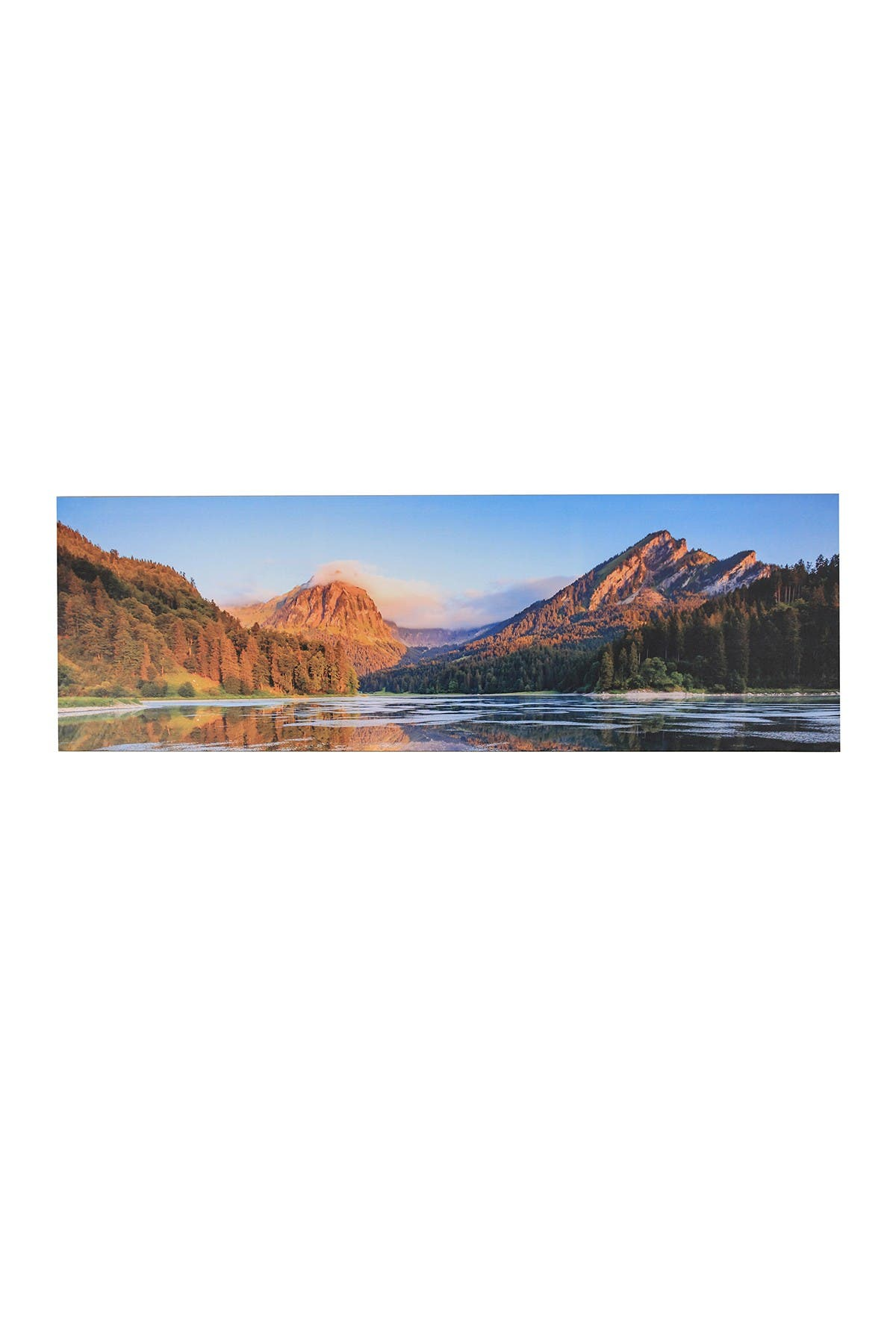 Image of SAGEBROOK HOME Lake View Panorama Canvas Print