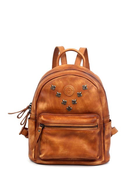 Image of Old Trend Petti Pack Leather Backpack