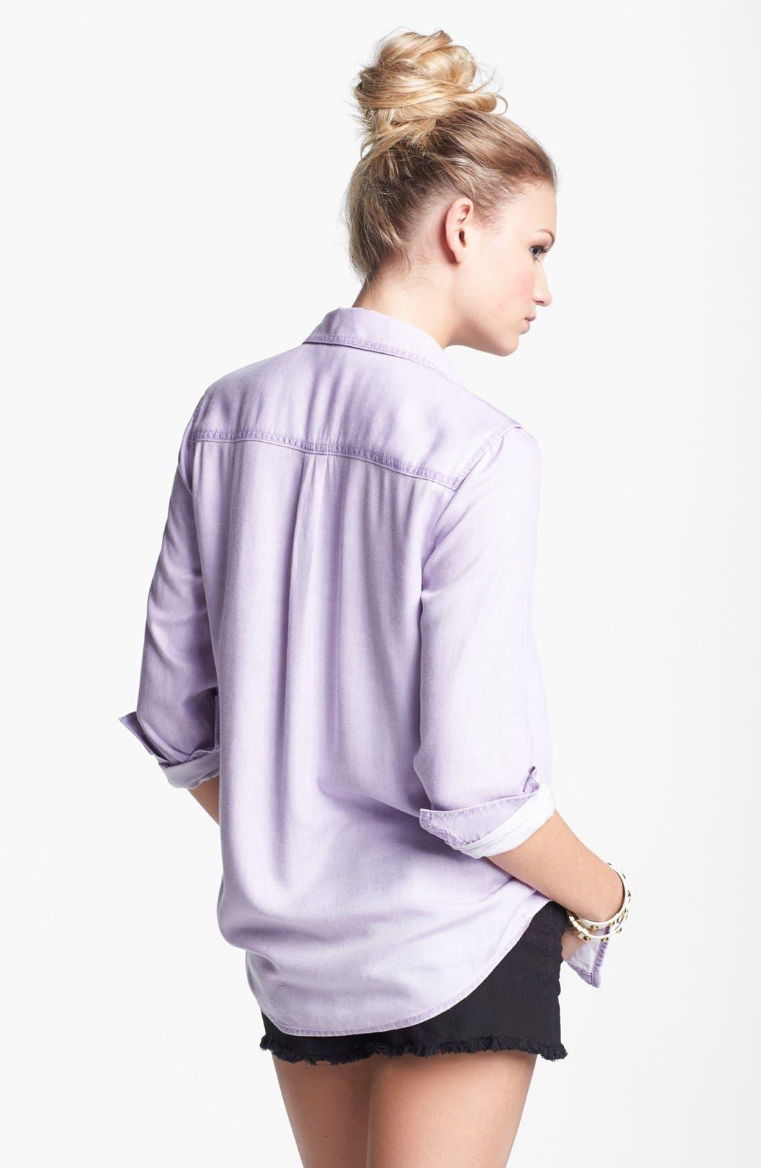 ,                             Rubbish Oversized Menswear Shirt,                             Alternate thumbnail 11, color,                             501