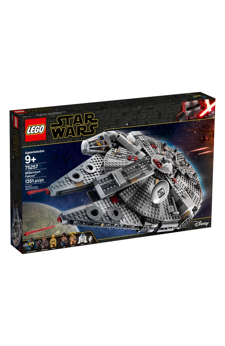 LEGO<SUP>®</SUP> Star Wars<sup>®</sup> Millenium Falcon - 75257, Main, color, MULTI