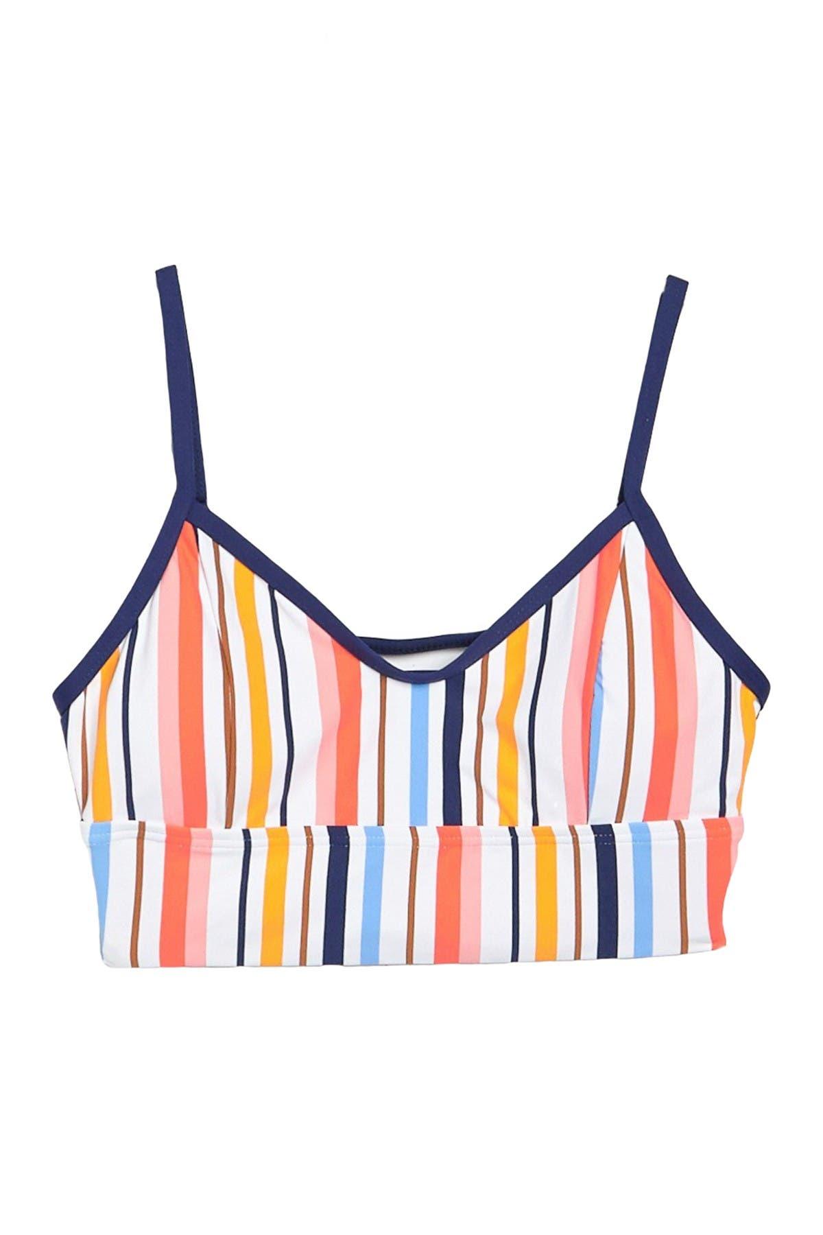 Image of NEXT Sunset Longline Bikini Top