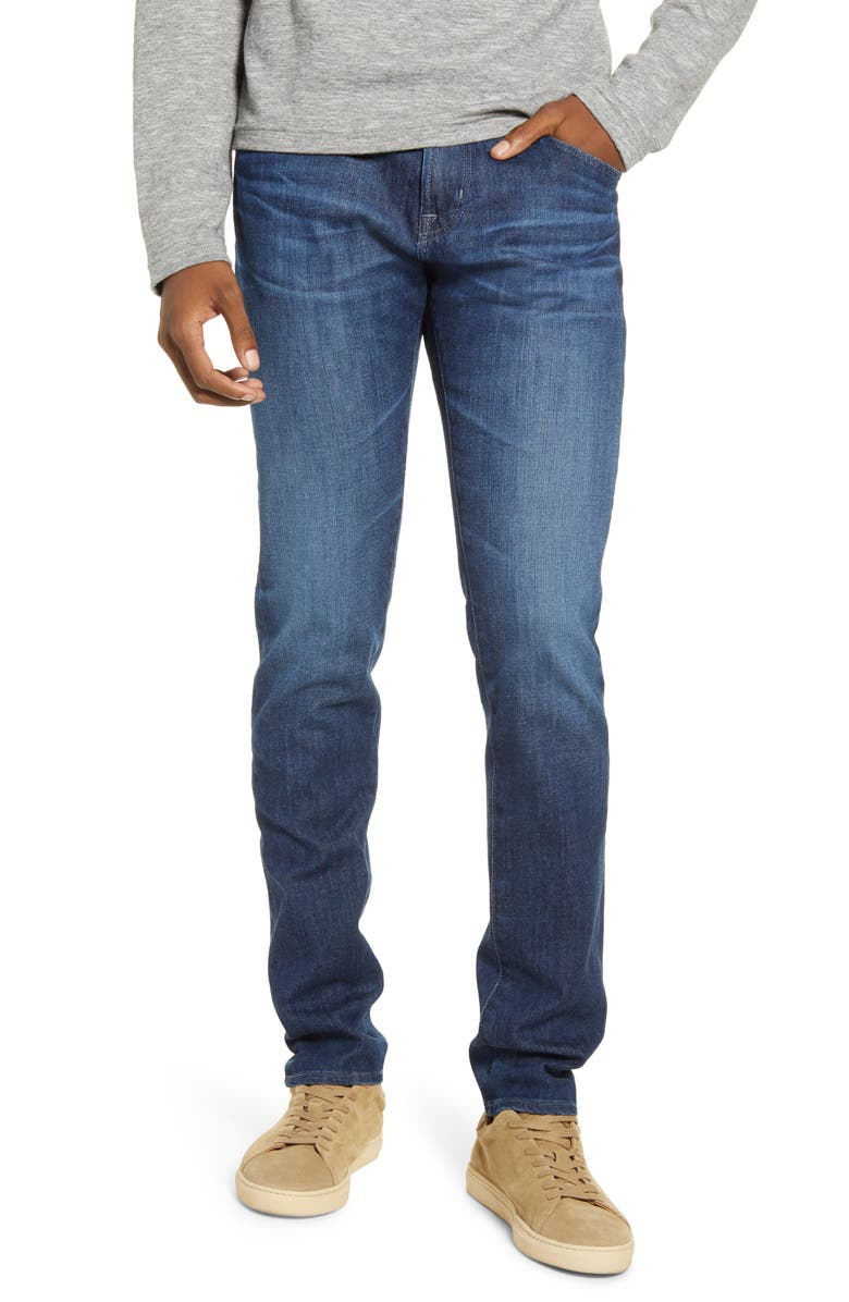 AG Dylan Skinny Fit Jeans, Main, color, 9 YEARS LINGUIST