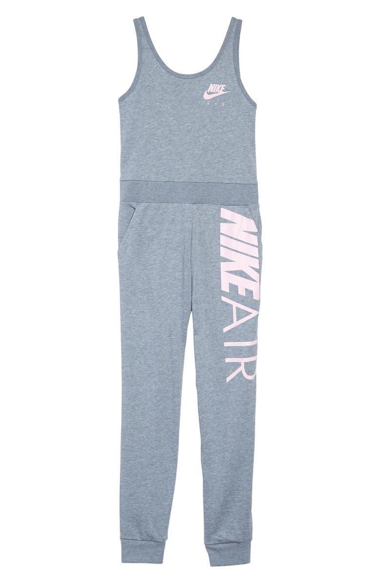 Nike Air Sleeveless Jumpsuit Big Girls