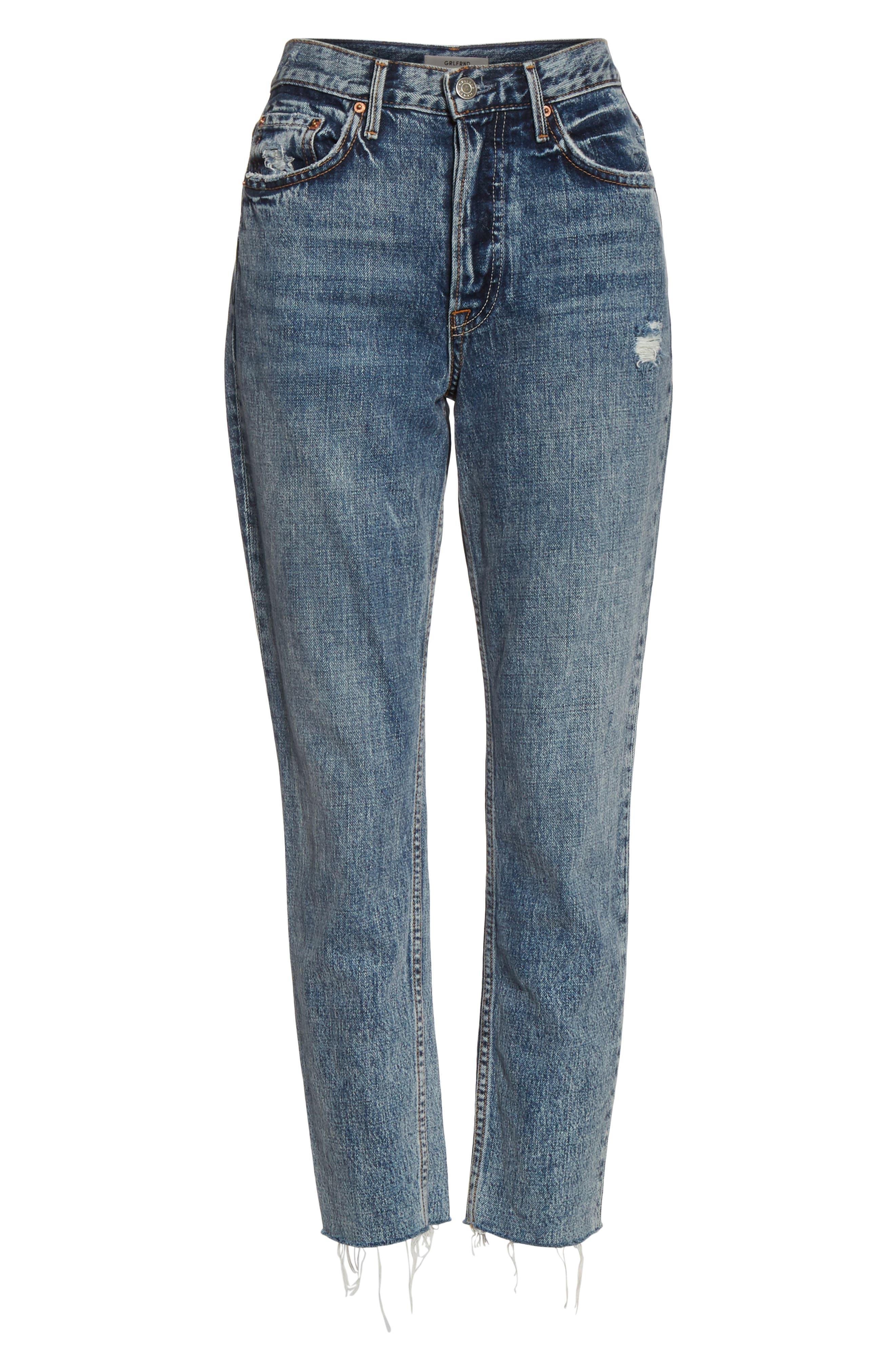 Grlfrnd Jeans Karolina High Waist Skinny Jeans
