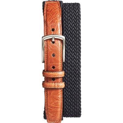 Torino Braided Stretch Cotton Belt