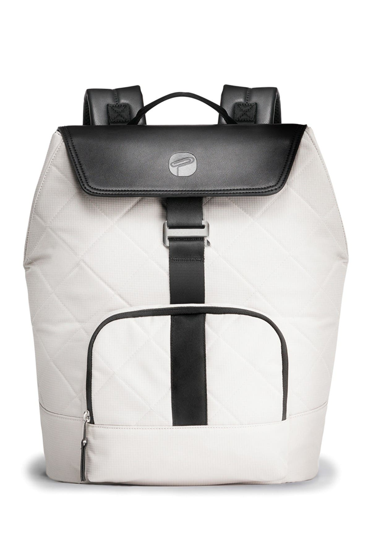 Image of PAPERCLIP Jojo Recycled Plastic Diaper Bag Backpack