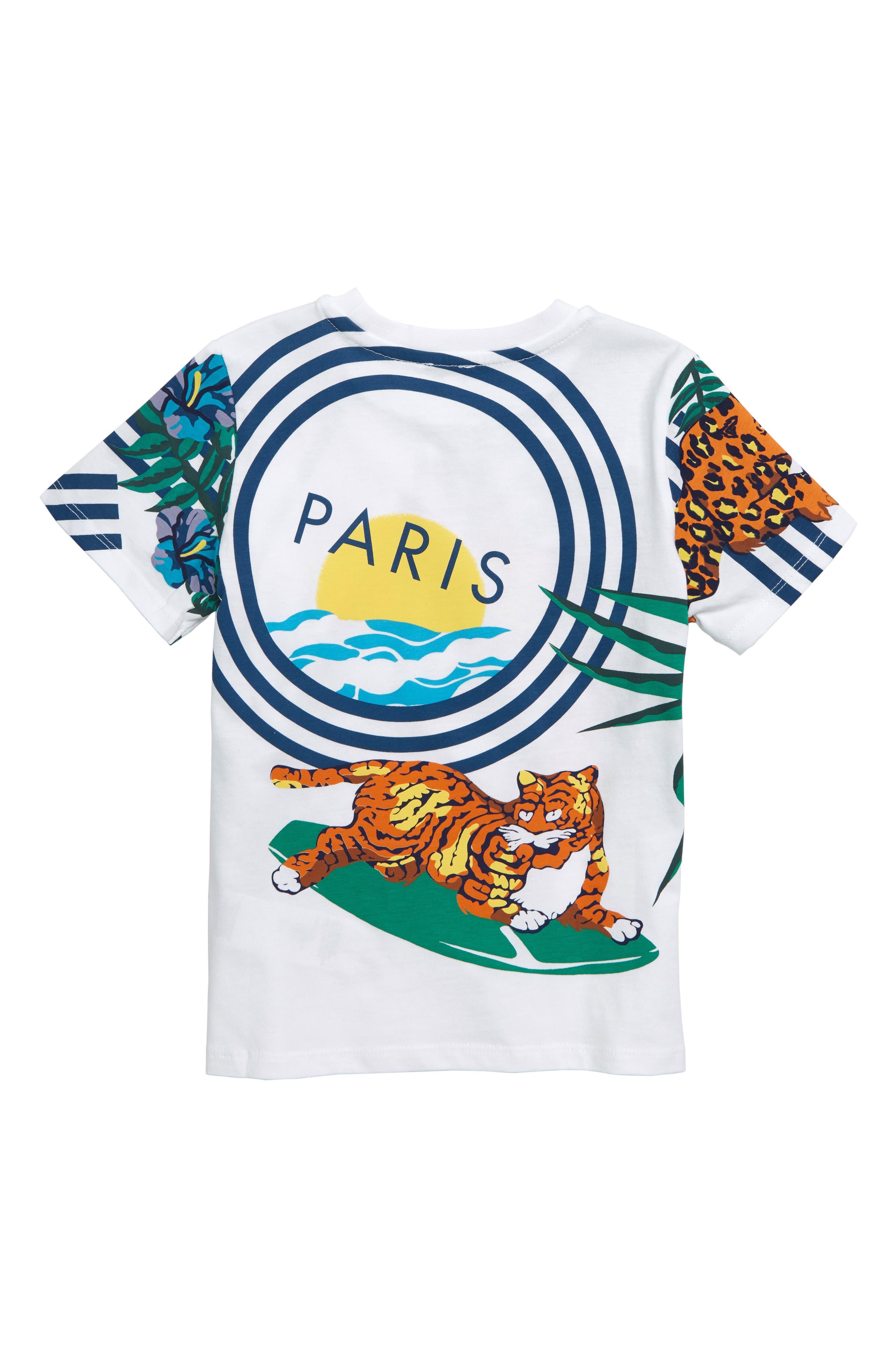 ,                             Multi Iconics T-Shirt,                             Alternate thumbnail 2, color,                             100