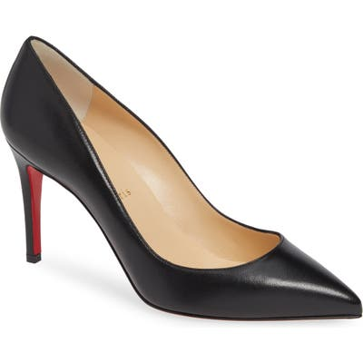 Christian Louboutin Pigalle Pointy Toe Pump - Black