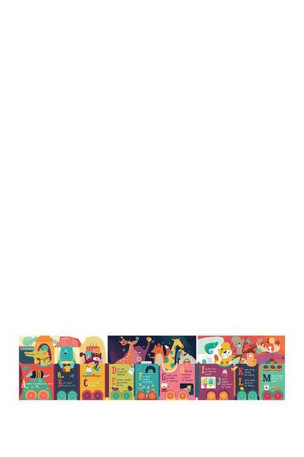 Image of WORKMAN PUBLISHING Alphatrain Book