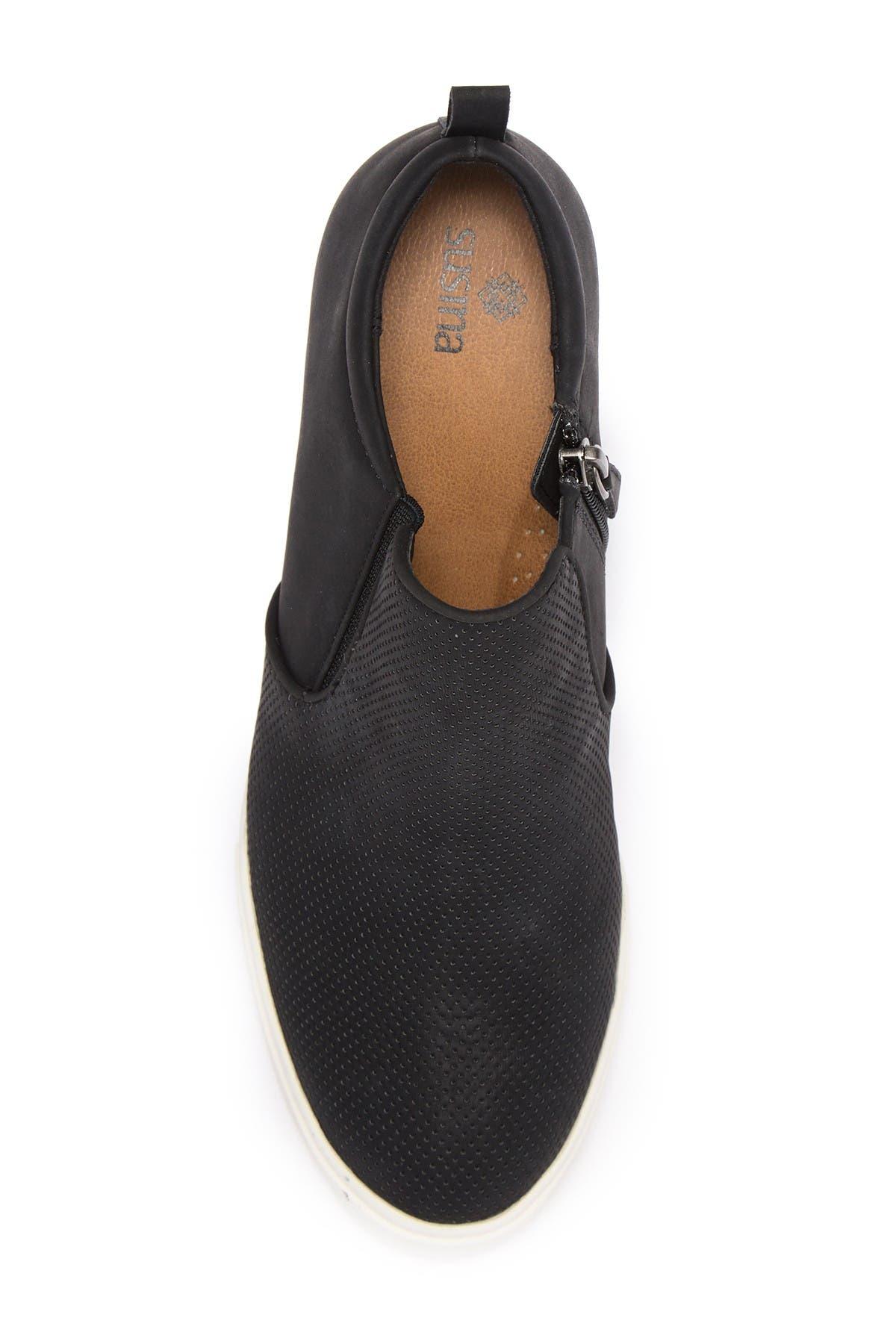 SUSINA   Areya Wedge Sneaker