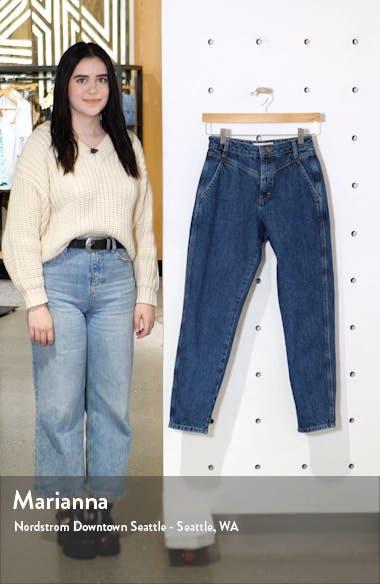 V-Panel Mom Jeans, sales video thumbnail