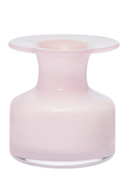 Image of Nude Glass Elixir Vase - Large Opal - Pink