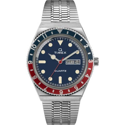 Timex Q Reissue Bracelet Watch,