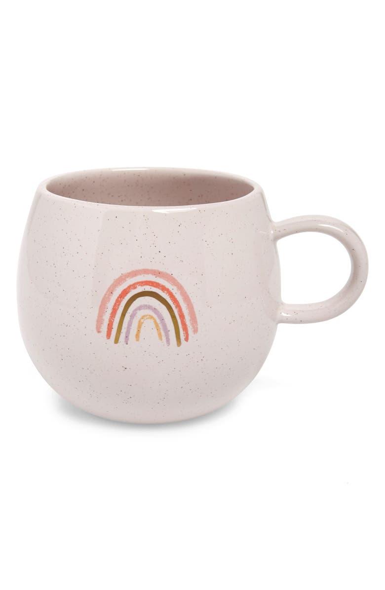 FRINGE STUDIO Ceramic Mug, Main, color, RAINBOW
