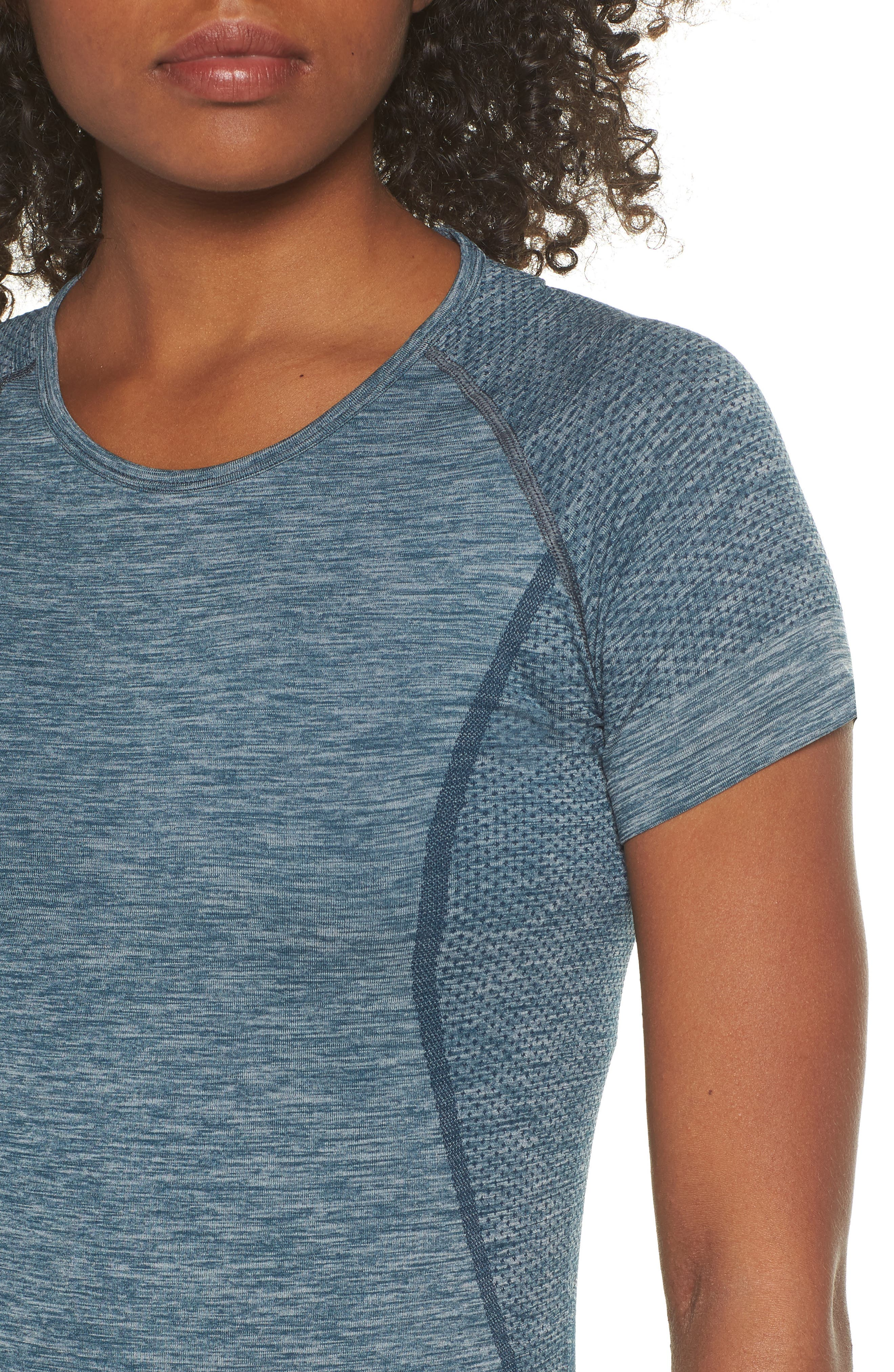 ,                             Stand Out Seamless Training Tee,                             Alternate thumbnail 69, color,                             449