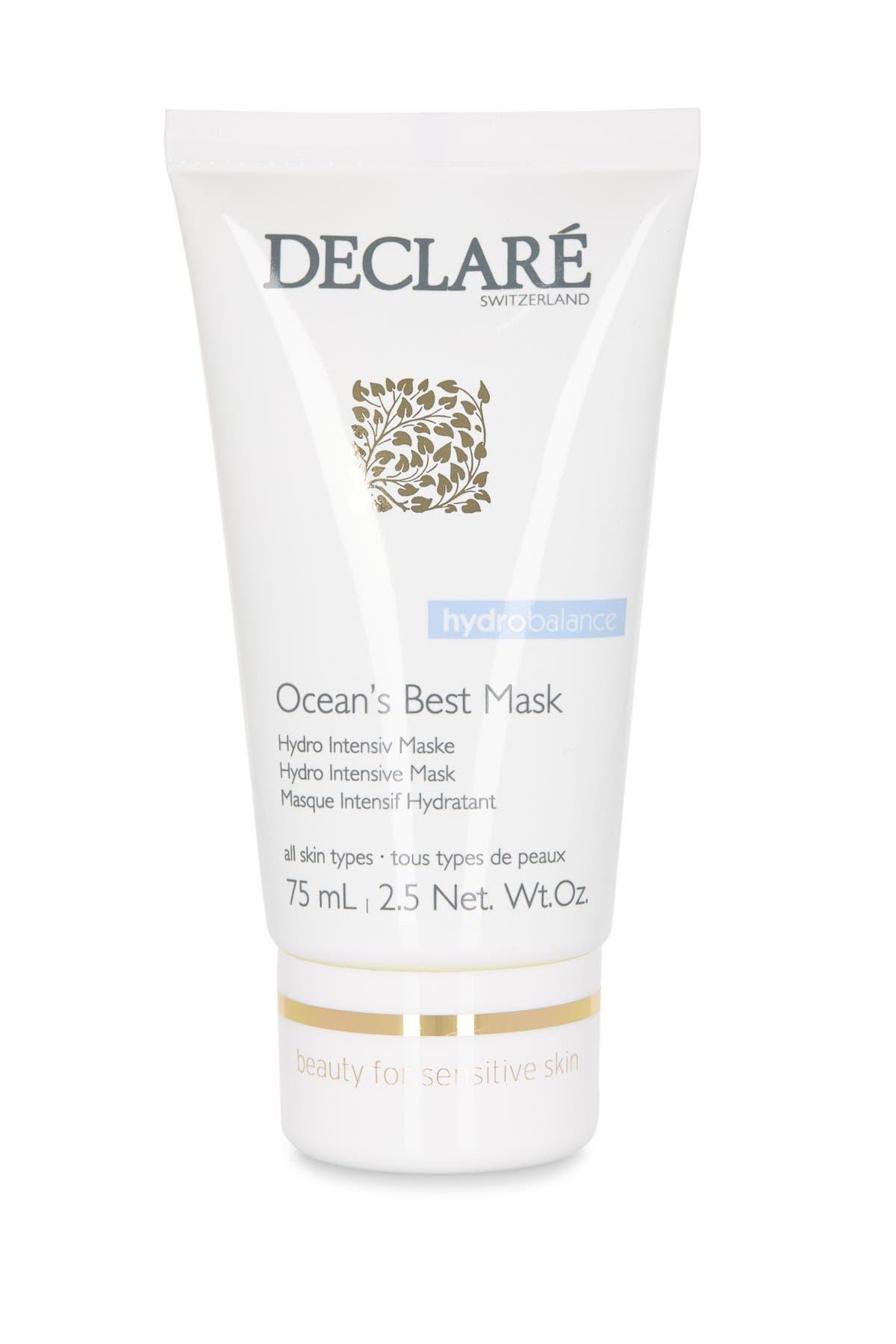 Image of DECLARE Ocean's Best Mask