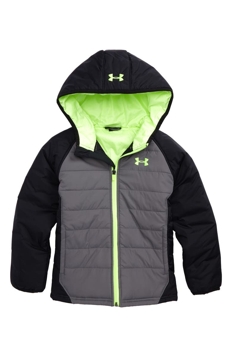 7a0c74bd Under Armour Werewolf Water Resistant ColdGear® Hooded Puffer Jacket ...