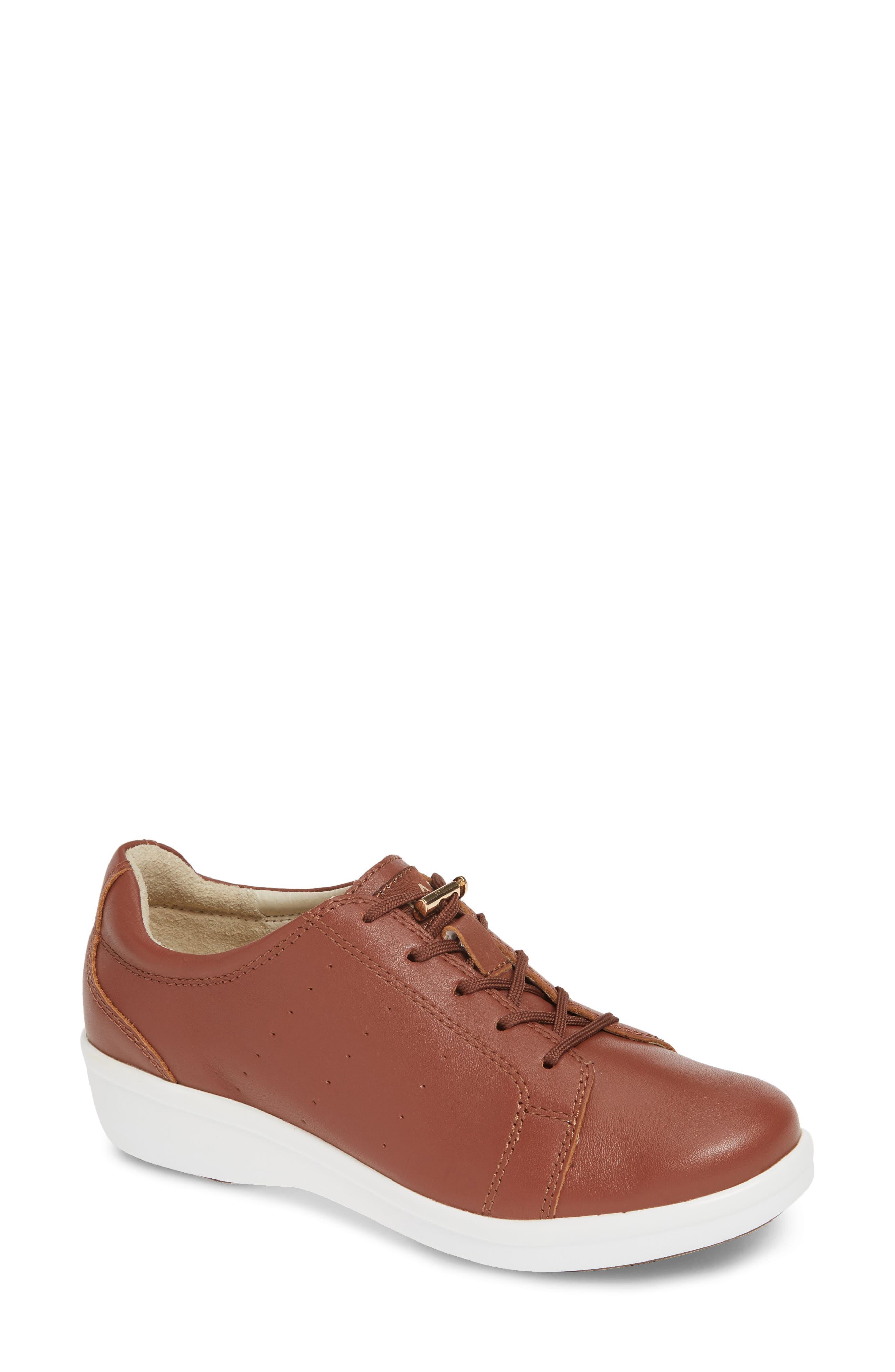Alegria Cliq Sneaker, Brown