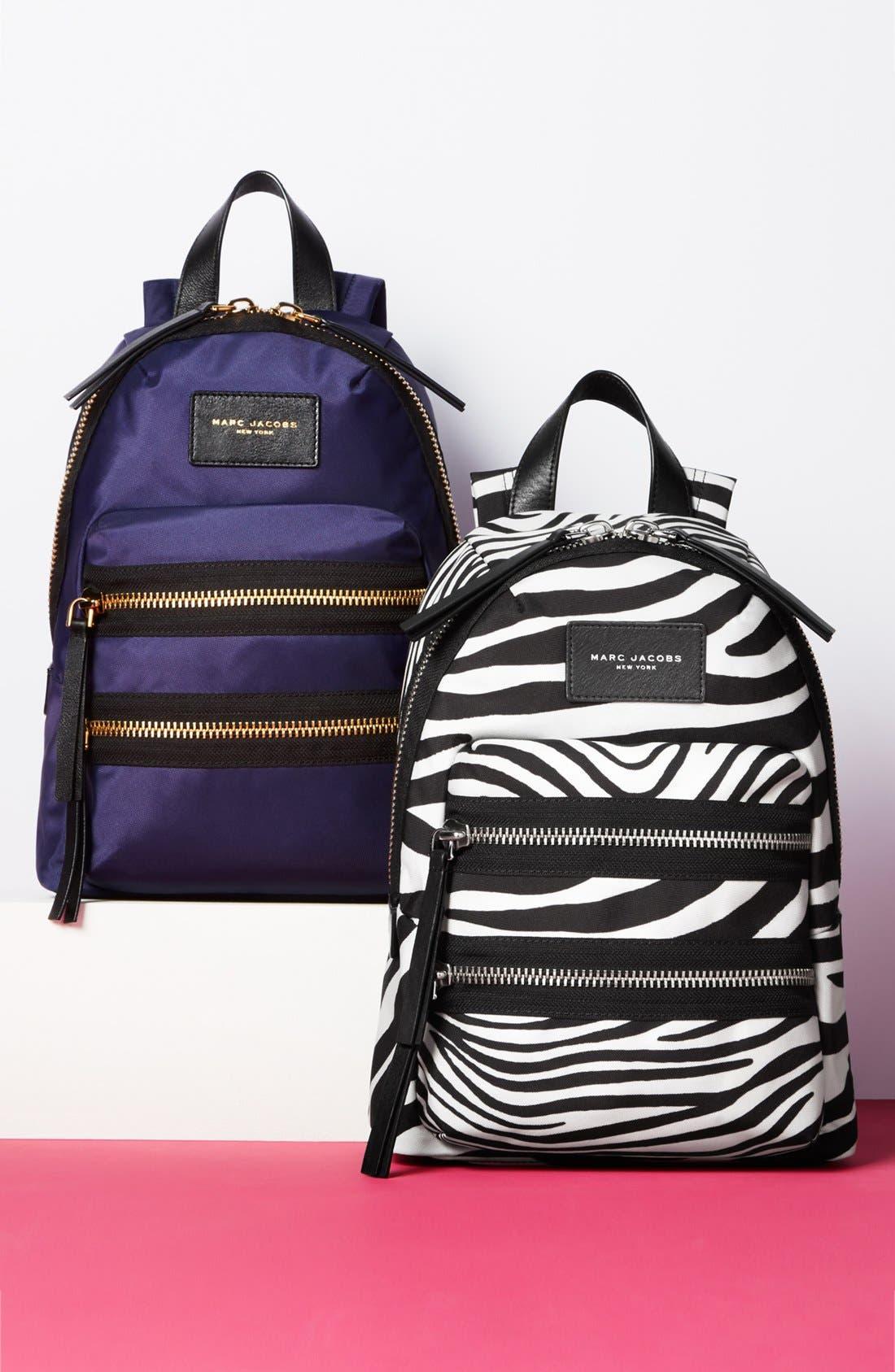 ,                             'Mini Biker' Nylon Backpack,                             Alternate thumbnail 9, color,                             400