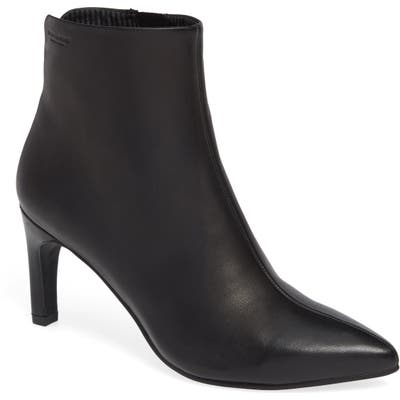 Vagabond Shoemakers Whitney Pointy Toe Bootie, Black