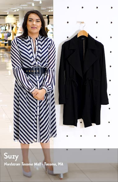 Solid Open Front Jacket, sales video thumbnail