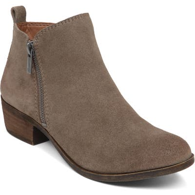 Lucky Brand Basel Bootie, Brown