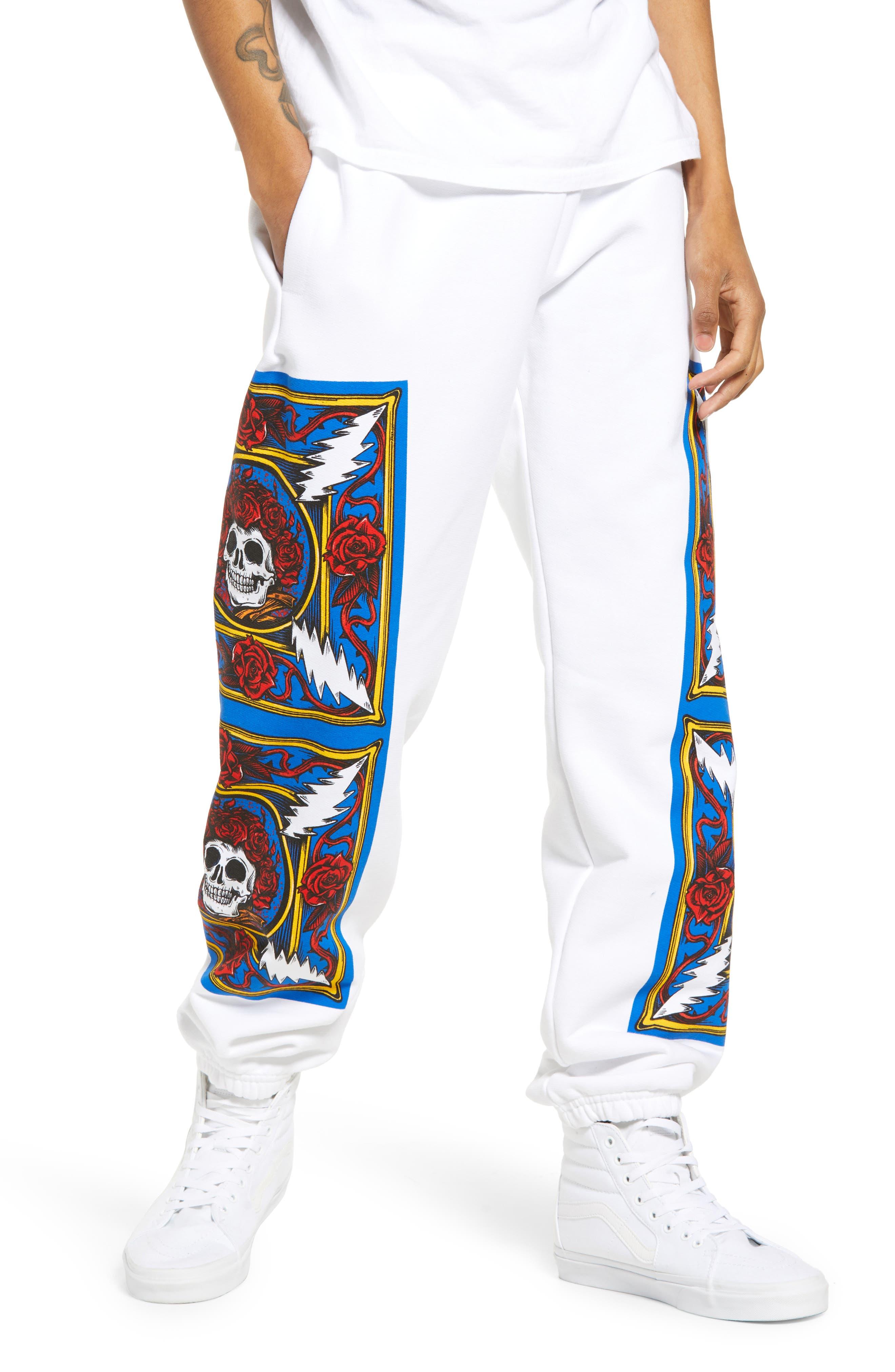 Men's Border Bandana Sweatpants