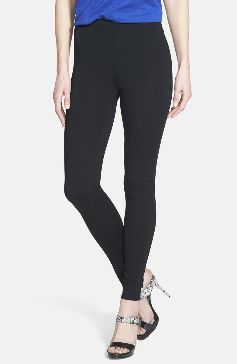 64571fa7084f9d 'Perfect' Leggings, Main, color, BLACK ONYX '