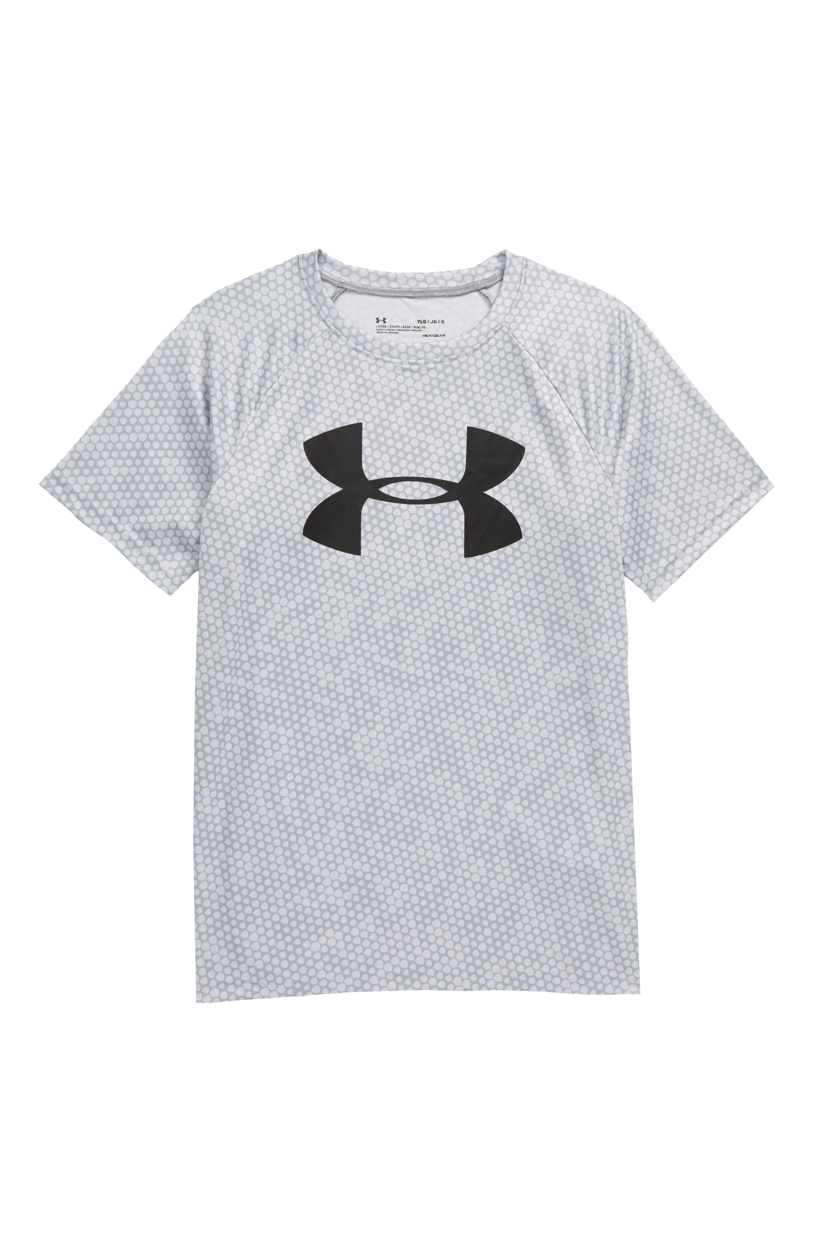 Image of Under Armour Big Logo Printed T-Shirt