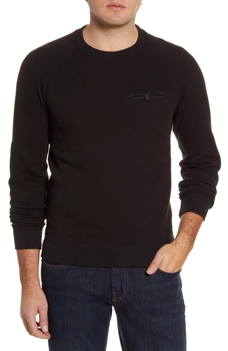 Tommy Pullover Sweatshirt by Billy Reid
