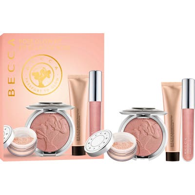 Becca Rose Glow Kit - No Color (Nordstrom Exclusive) ($90 Value)