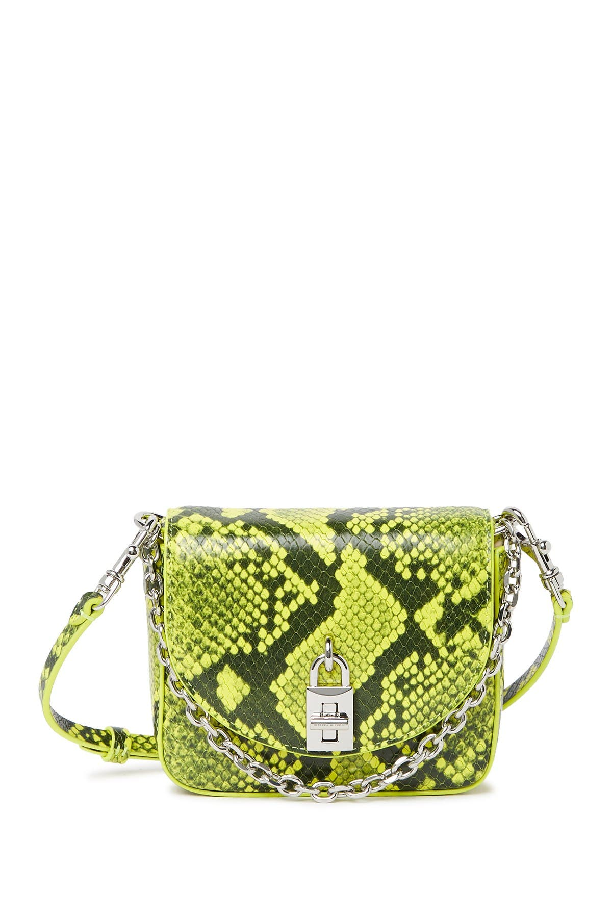 Image of Rebecca Minkoff Love Too Micro Crossbody Bag