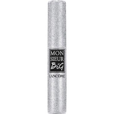 Lancome Silver Glitter Monsieur Big Mascara - No Color