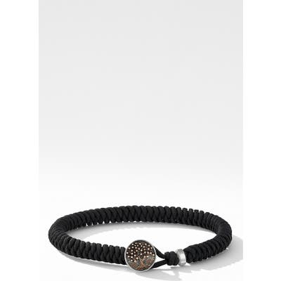 David Yurman Woven Tree Of Life Bracelet