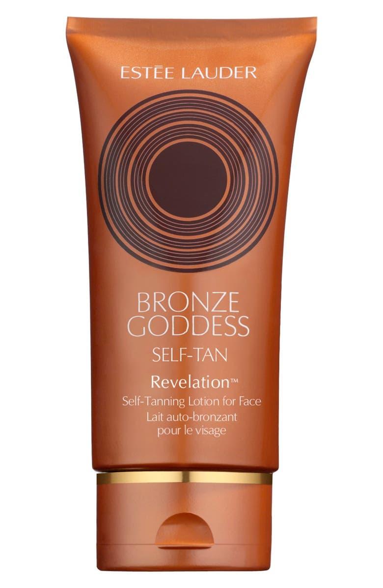 ESTÉE LAUDER 'Bronze Goddess - Revelation<sup>™</sup>' Self-Tanning Milk for Body, Main, color, No Color