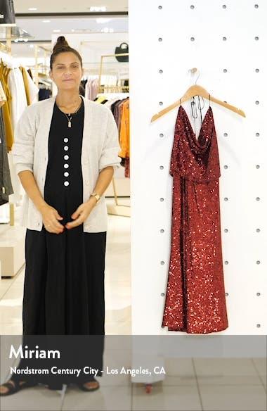 Zherra Sequin Midi Dress, sales video thumbnail