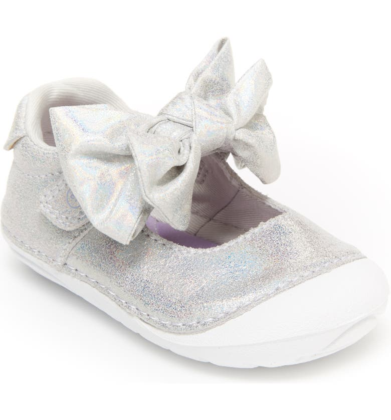 STRIDE RITE Soft Motion<sup>™</sup> Esme Mary Jane Shoe, Main, color, IRIDESCENT