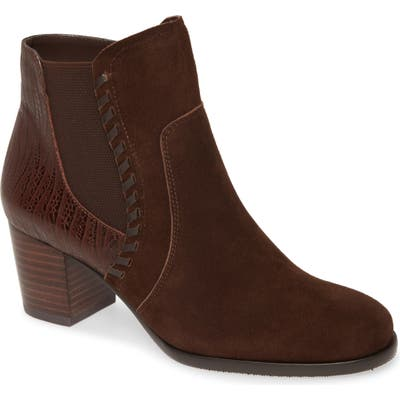 David Tate Odyssey Bootie, Brown