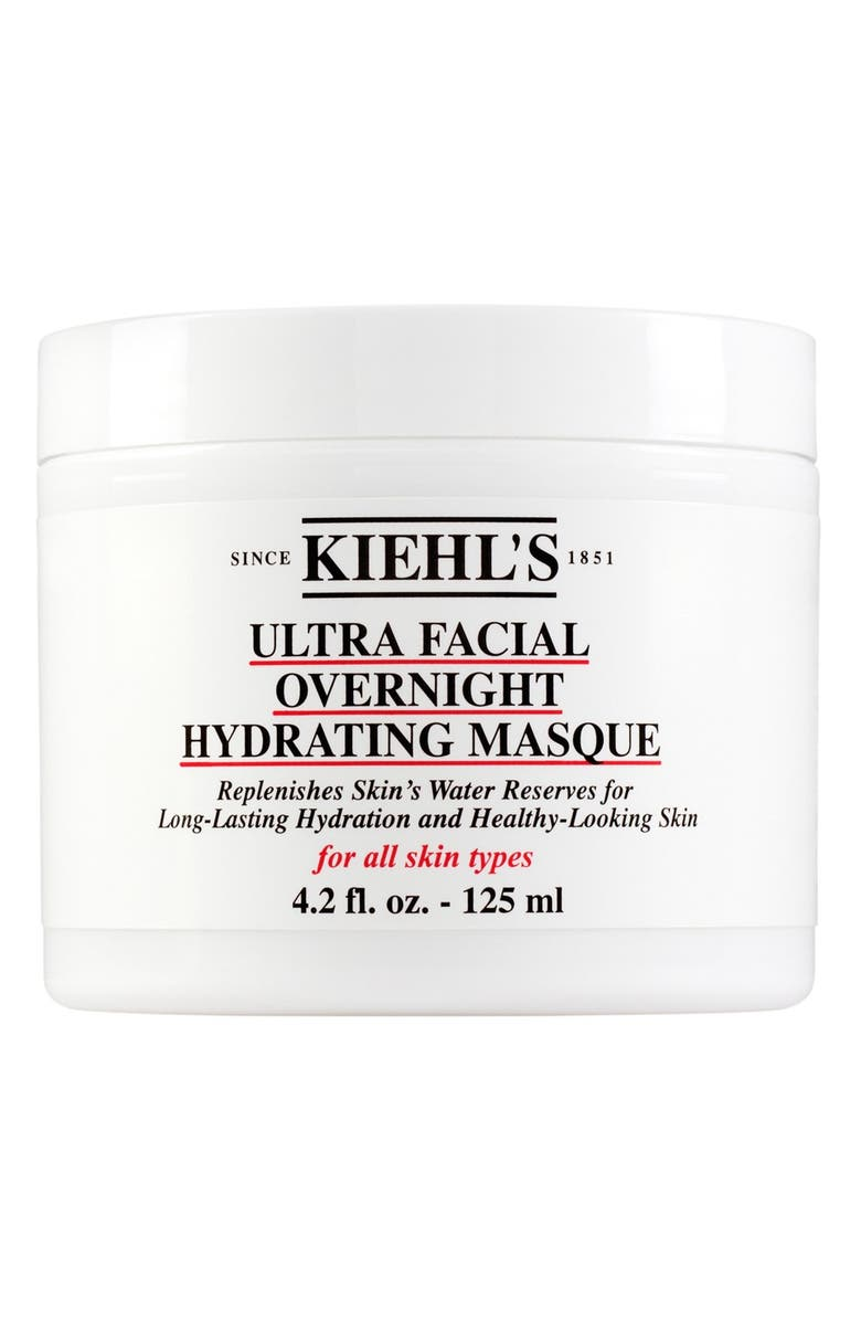 KIEHL'S SINCE 1851 Ultra Facial Overnight Hydrating Masque, Main, color, NO COLOR
