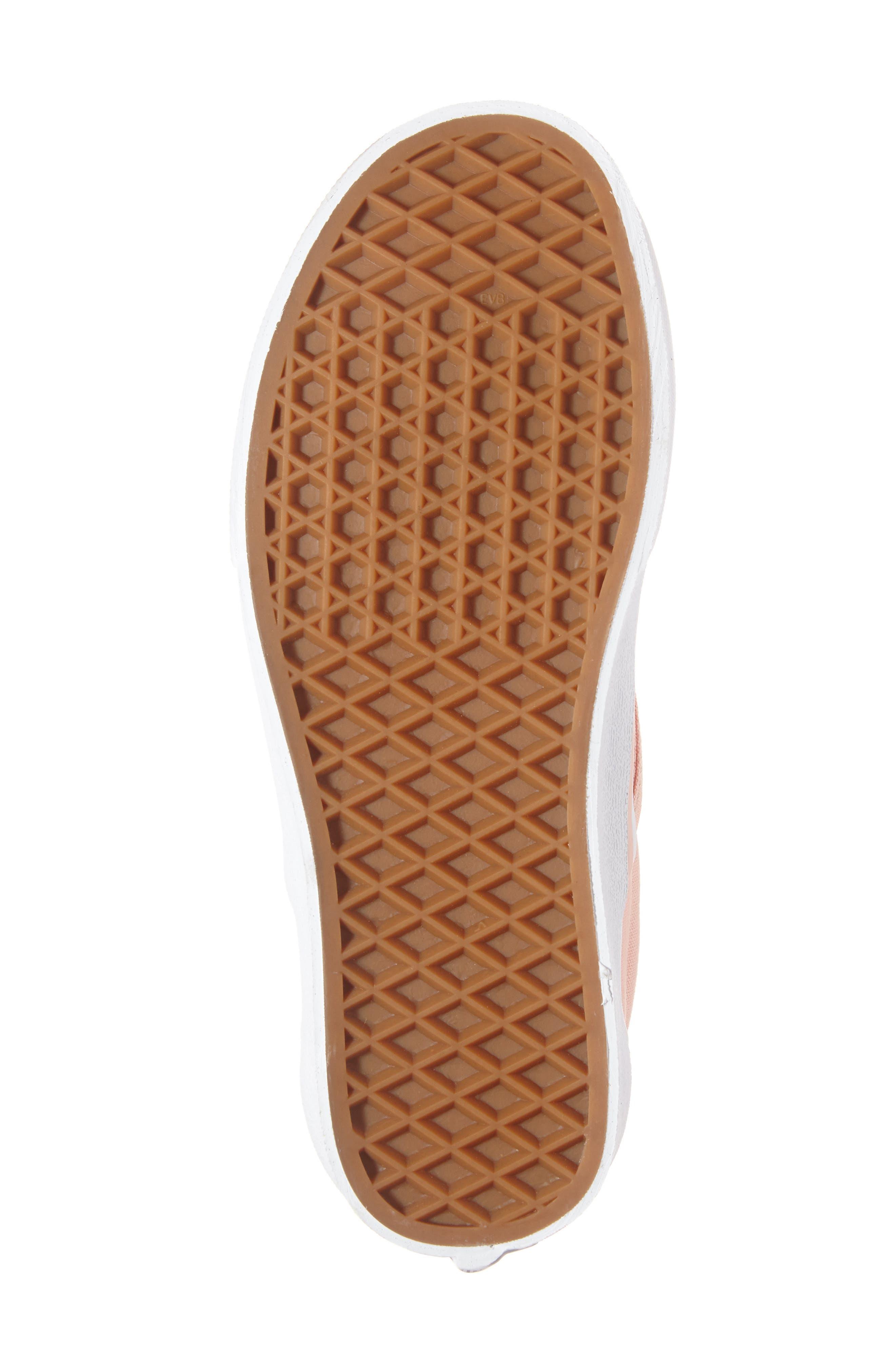 ,                             Classic Slip-On Sneaker,                             Alternate thumbnail 407, color,                             654