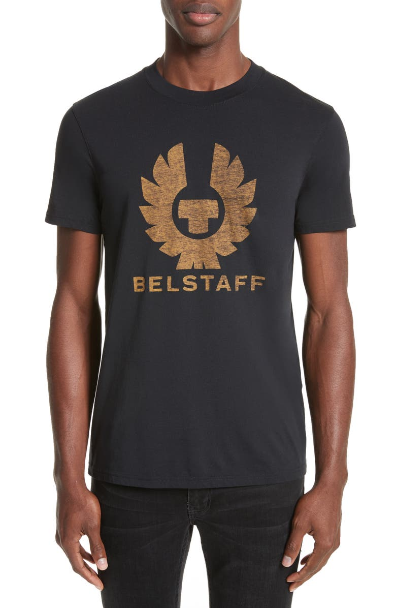 BELSTAFF Coteland Graphic T-Shirt, Main, color, 001