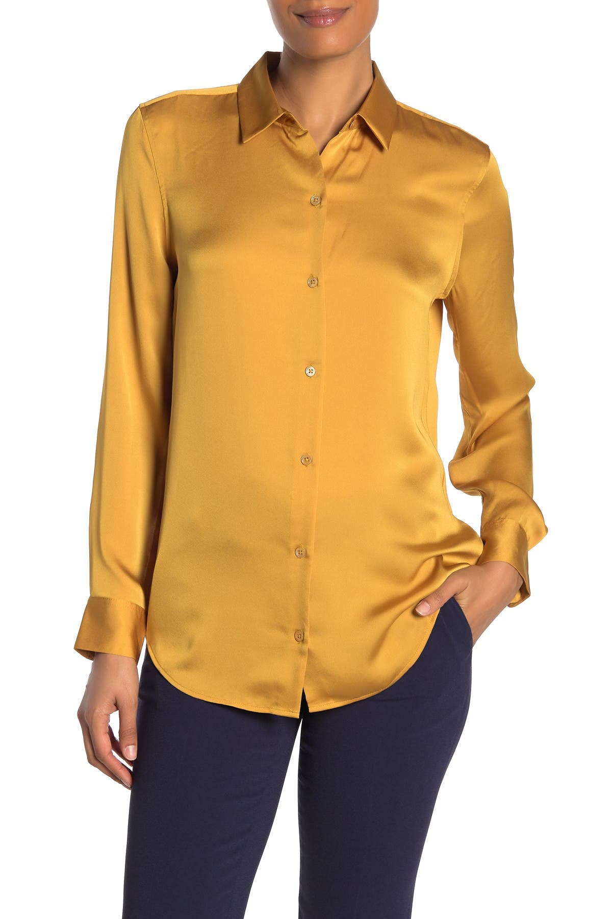 Image of Equipment Essential Button Down Shirt