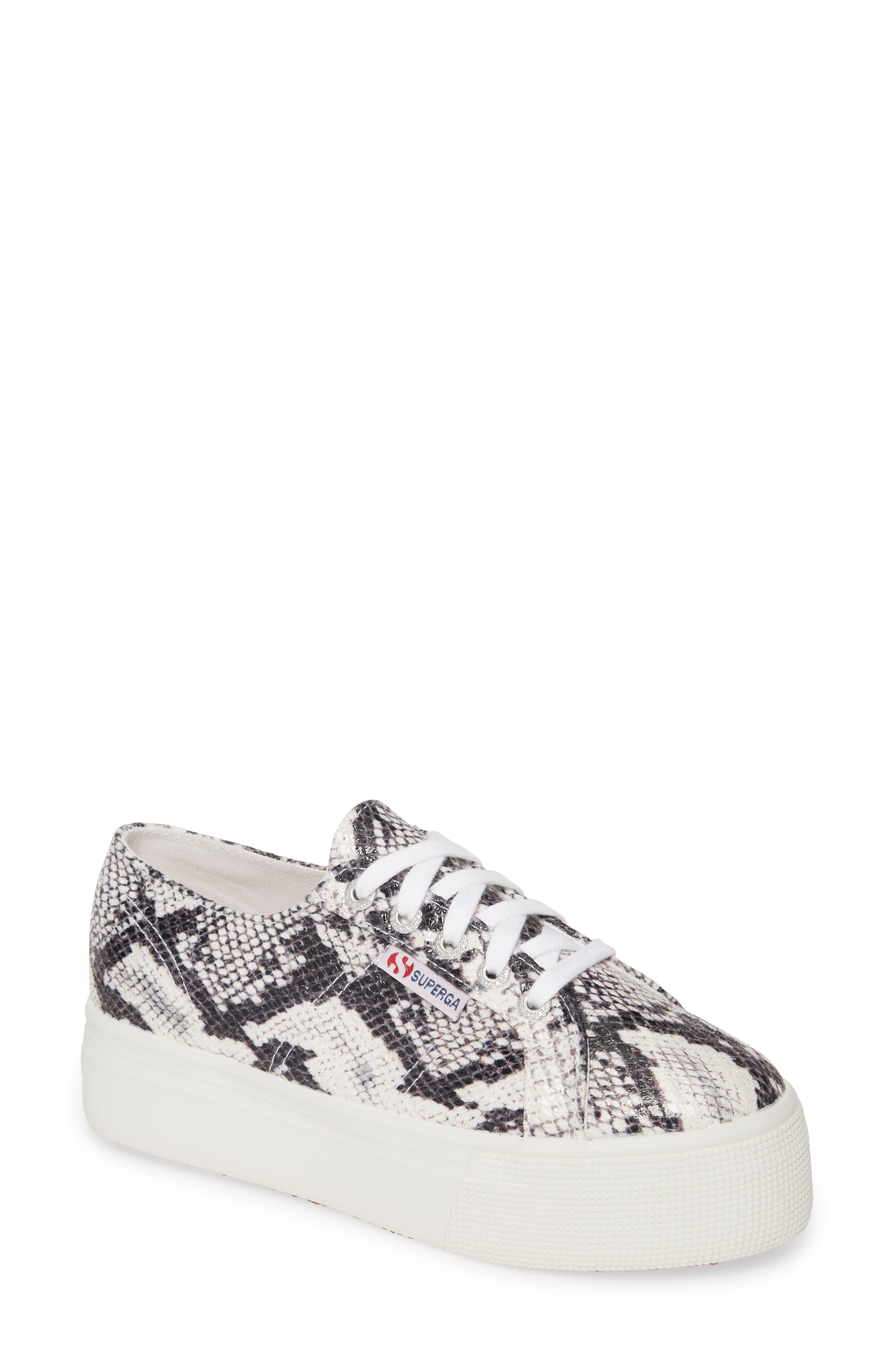 2750 Fancotw Snake Print Sneaker