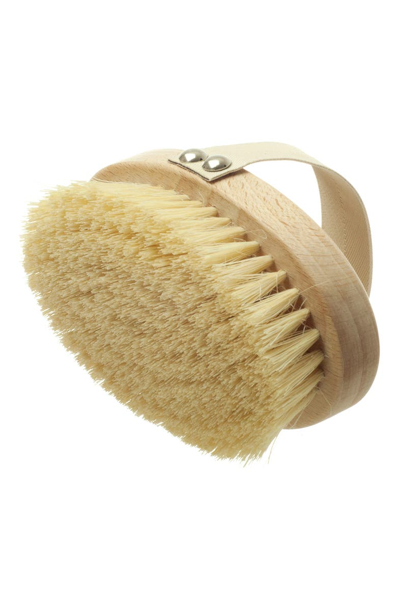 HYDREA LONDON Professional Dry Skin Body Brush, Main, color, 000