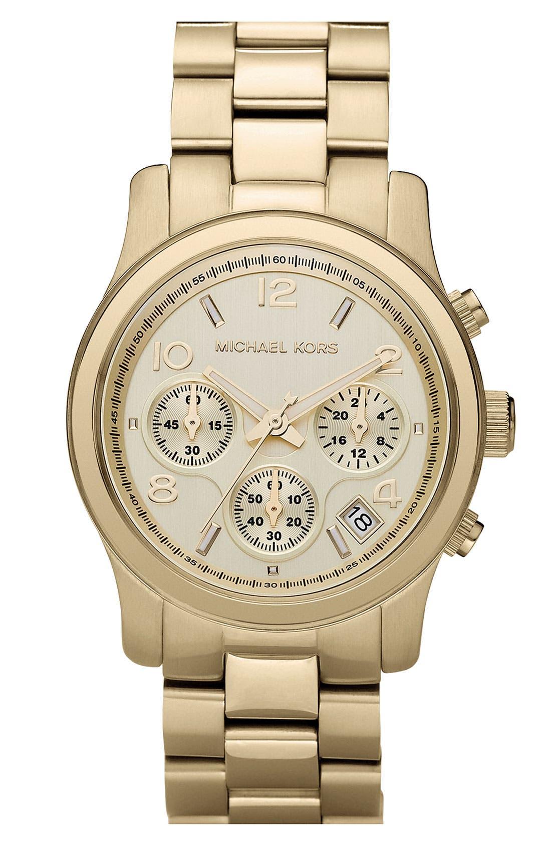 ,                             'Runway' Chronograph Watch, 39mm,                             Main thumbnail 62, color,                             710