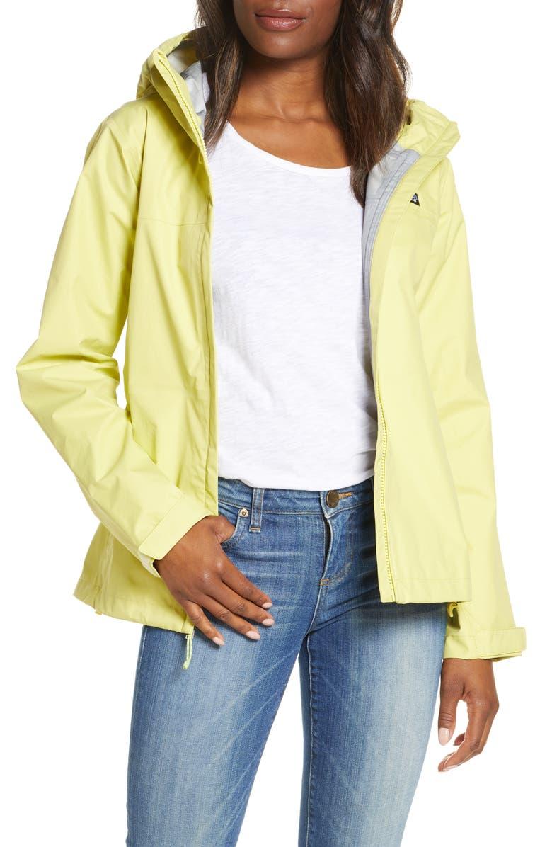 PATAGONIA Torrentshell 3L Packable Waterproof Jacket, Main, color, PINEAPPLE