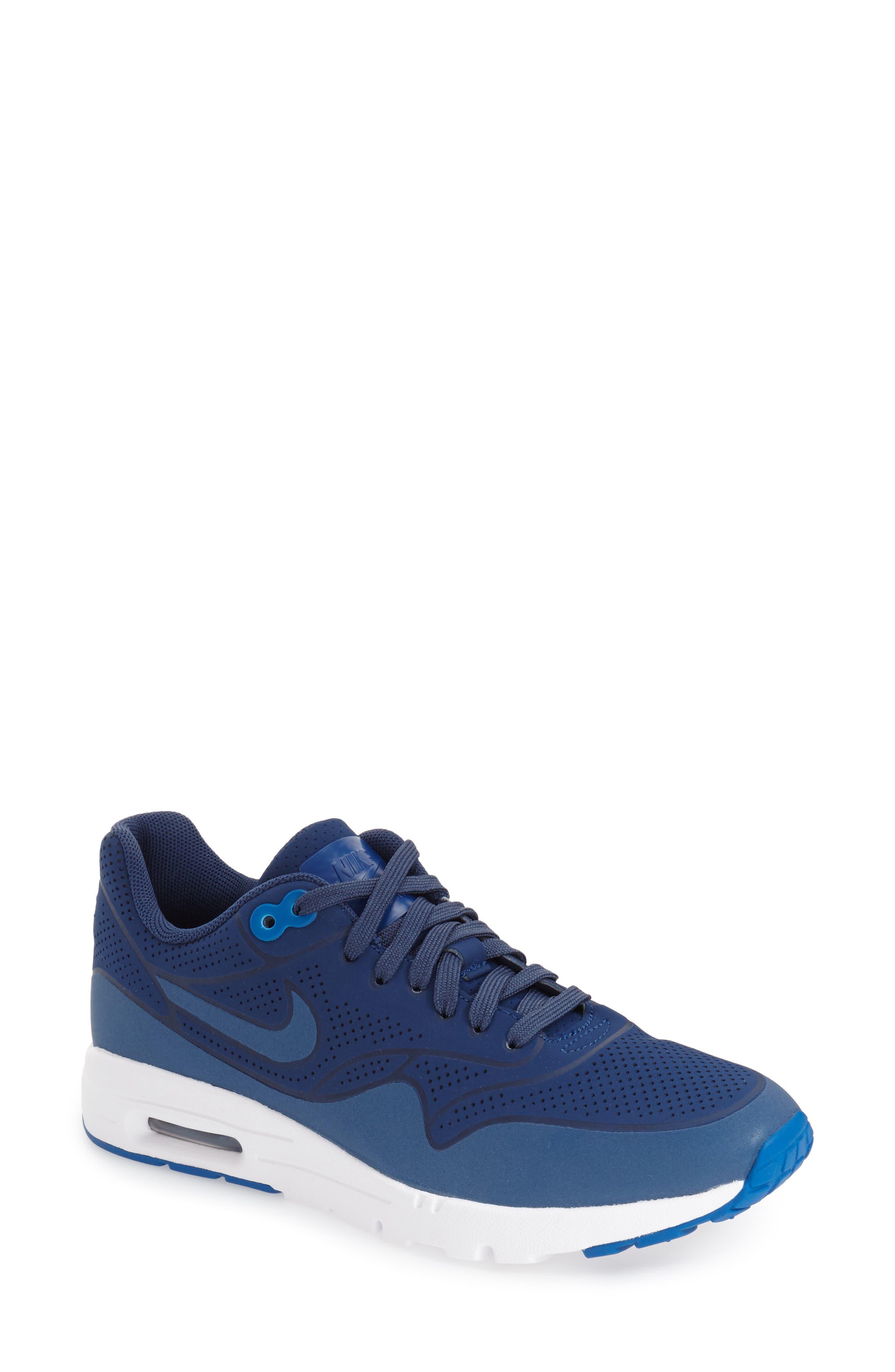 ,                             'Air Max 1 - Ultra Moire' Sneaker,                             Alternate thumbnail 85, color,                             403